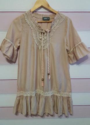 Классное платье -туника
