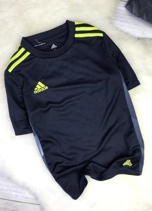 Детская спортивная футболка adidas climalite