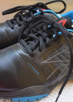 Фирменные кроссовки кросовки кеды мокасины рибок reebok р.39 26 см