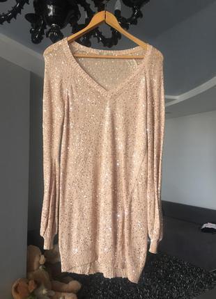 Нереальное пудровое платье stella mccartney 😍✨✨✨