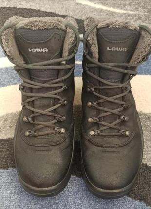 Ботинки lowa nabucco gore tex