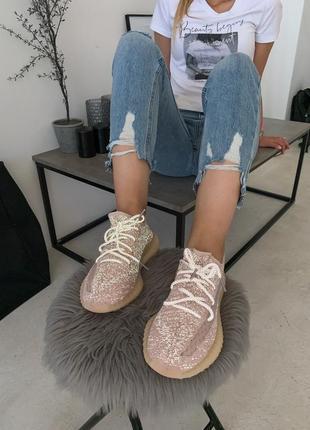 Полностью рефлективные кроссовки