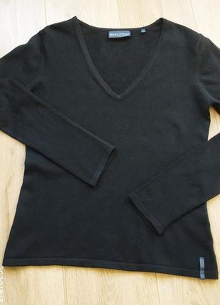 Свитер джемпер пуловер натуральный кашемир шерсть marc o'polo