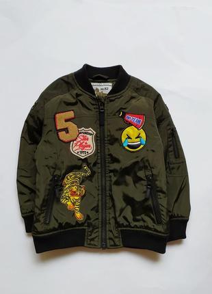 Куртка бомбер,2-3 года,next.