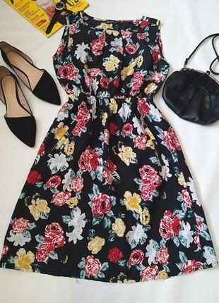 Красивое лёгкое платье