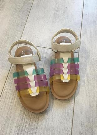 Босоножки сандали некст размер 12 или 29-30 новые сток