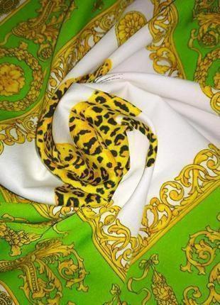 Прекрасный шелковый шейный платок аксессуар для сумочки