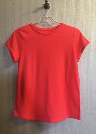 Яркая неоновая футболка fb sister xs new yorker