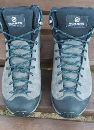 Ботинки scarpa mojito hike gtx