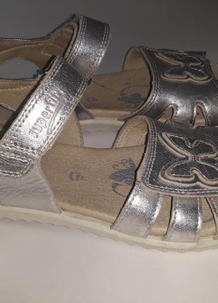 Босоножки сандалии кожанные primigi размер 35