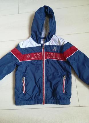 Куртка, курточка, ветровка chicco