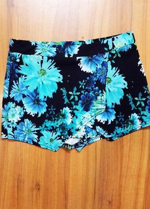 Новые шорты-юбка boohoo