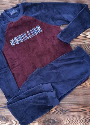 Мужской комплект пижама primark