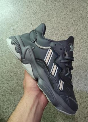 Кроссовки новые мужские недорого adidas ozweego