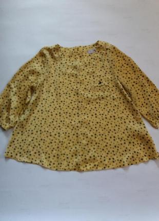 Красивая блузка большого размера