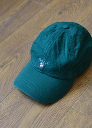 Стильная кепка gant twill