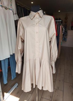 Плаття-сорочка h&m