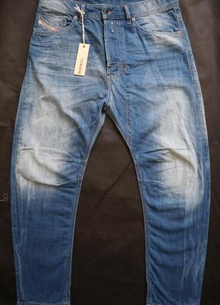 Комфортні джинси diesel 3d evolution