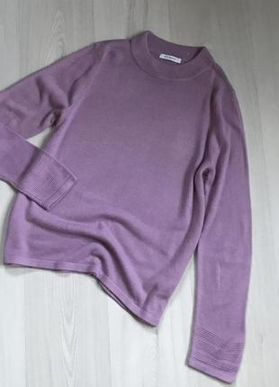 Мягкий свитер m&s размер л