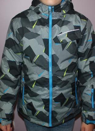 Куртка зимняя, горнолыжная y.f.k 158/164