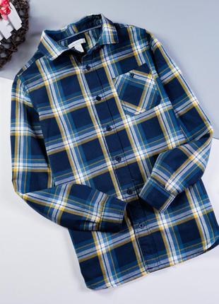 Рубашка на 10 лет/140 см