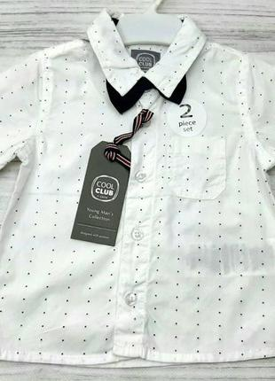 Рубашка с длинным рукавом cool club