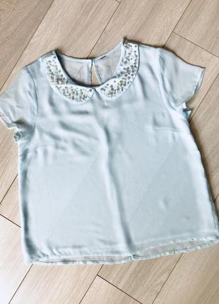 Блузка з перлинками / блуза