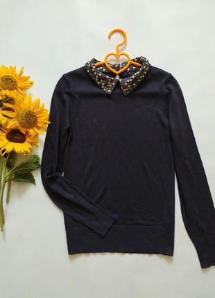 Легкий свитер s-m