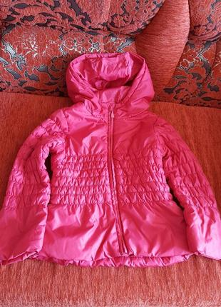 Куртка на осень для девочки