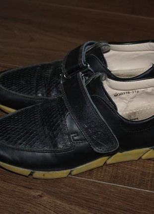 Туфли b&g 32 р кожаные