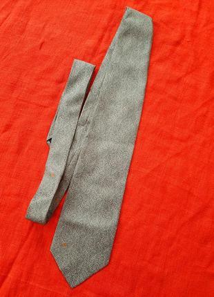 Стильный брендовый мужской галстук valentino