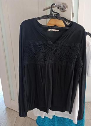 Блуза женская размер с h&m