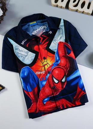 Рубашка на 6 лет/114-122 см