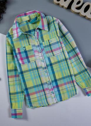 Рубашка на 5-6 лет/116 см