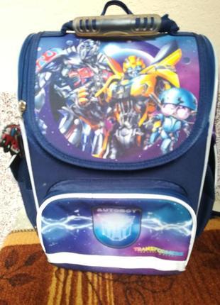 Шкільний ортопедичний рюкзак