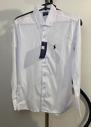 Рубашка ralph pauren
