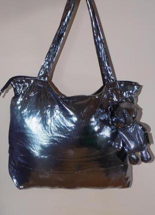 Стильная фирменная молодежная сумка от eleph - новая