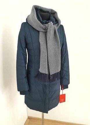 Подовжена куртка/  пальто демісезон/ціна нижча закупки