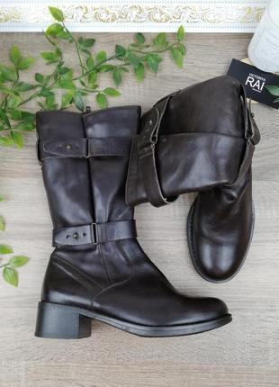 🌿37🌿европа🇪🇺 clarks. кожа. фирменные комфортные ботинки
