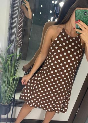 👗эффектное красное платье с глубоким разрезом/сатиновое длинное платье с декольте👗