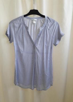 Рубашка с коротким рукавом для беременных