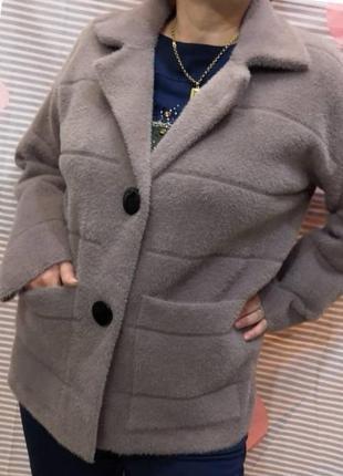 Куртка альпака