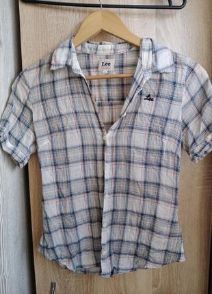 Рубашка коттон жатка