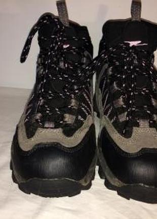 Ботинки  crane с гортексом 38р стелька 24см