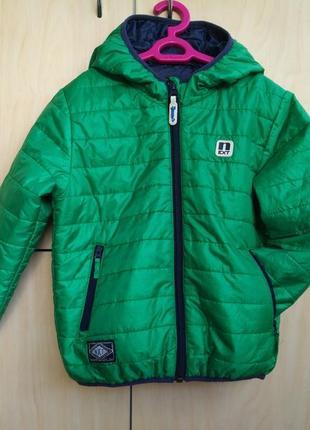 Куртка next на 4-5 лет
