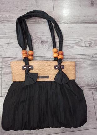 Стильна сумка солома, під еспадріли чи босоніжки 100 грн