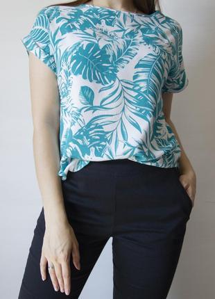 Стильная блузка из вискозы