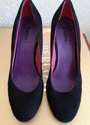 Удобные туфли centro