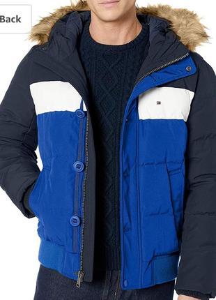 Новая зимняя куртка tommy hilfiger, l