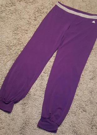 Оригинал.фирменные,спортивные,качественные,стильные брюки-штаны от adidas climalite